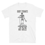 bury tyrants not rifles v1 light t-shirt