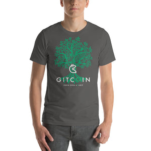 2018 Era -- Gitcoin Short-Sleeve Unisex T-Shirt