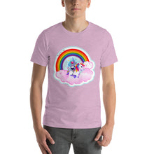 Rainbows & Unicorns - Short-Sleeve Unisex T-Shirt
