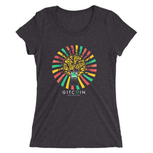 Ladies' Forbidden Gitcoin short sleeve t-shirt