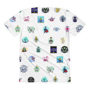 Gitcoin Bot All Over - Women's sublimation t-shirt