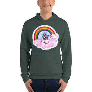 Rainbows & Unicorns ETH Hoodie