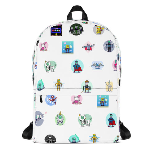 Bot Backpack