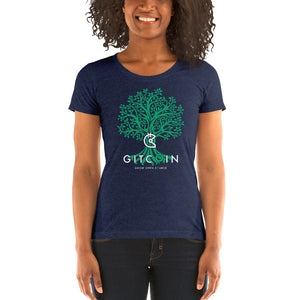 2018 Era - Gitcoin Ladies' short sleeve t-shirt