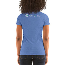2019 Ethereal - Gitcoin Ladies' short sleeve t-shirt