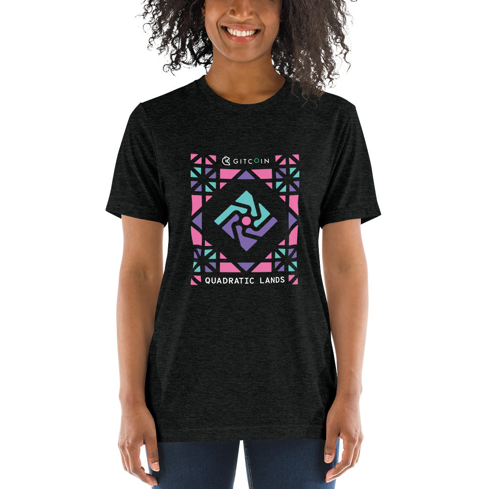 Quadratic Lands T Shirt