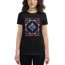 Quadratic Lands T Shirt - Womens