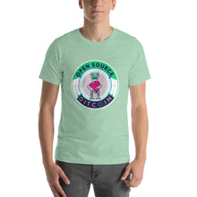 Short-Sleeve Unisex T-Shirt - Gitcoin Love