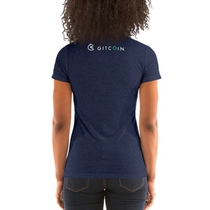 2018 Era Gitcoin Ladies' short sleeve t-shirt