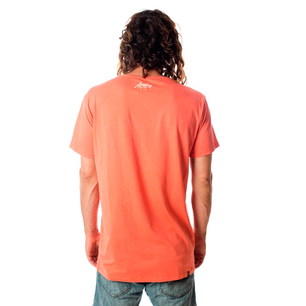 MELOU TEE - WASHED RED