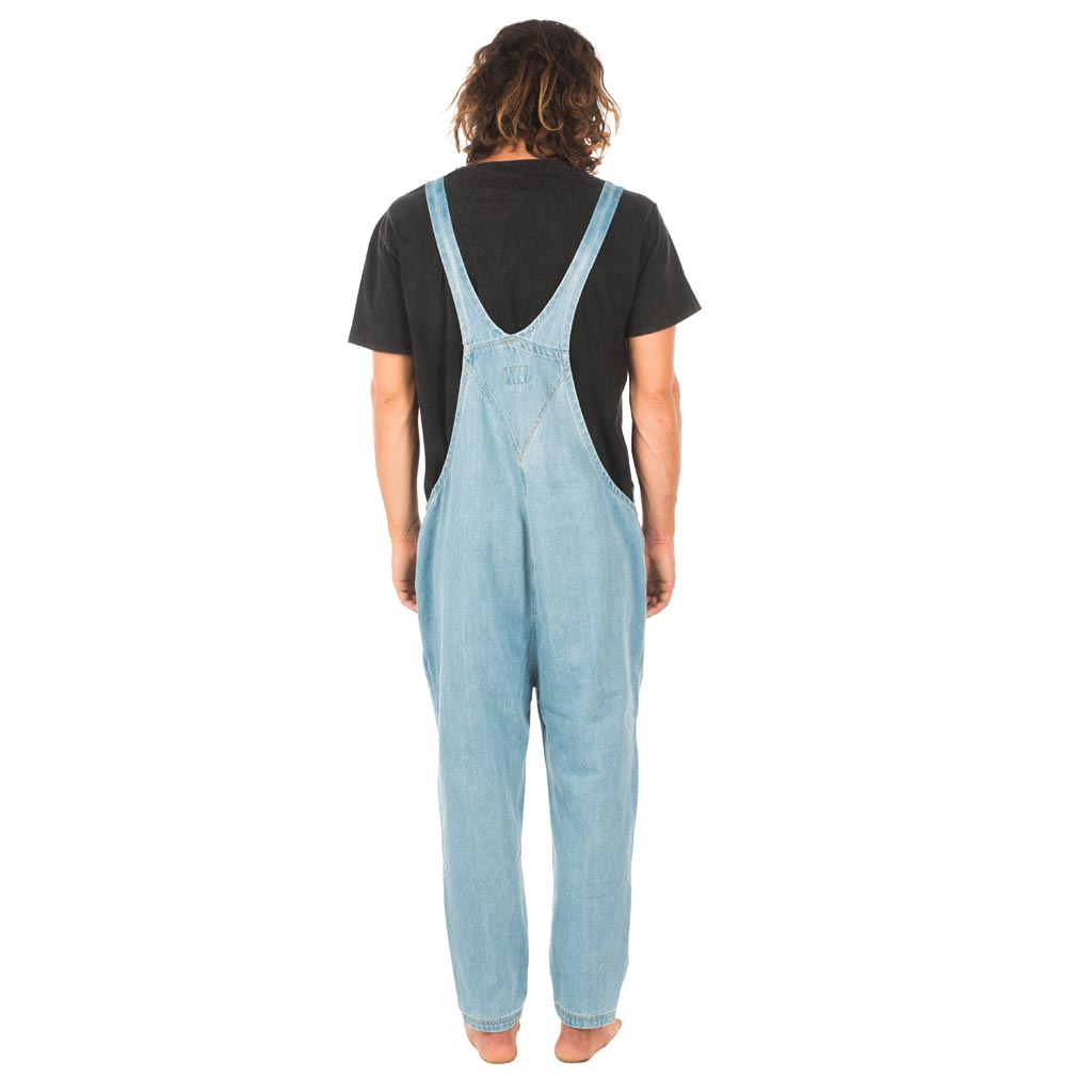 OLD BLUE - DENIM OVERALL