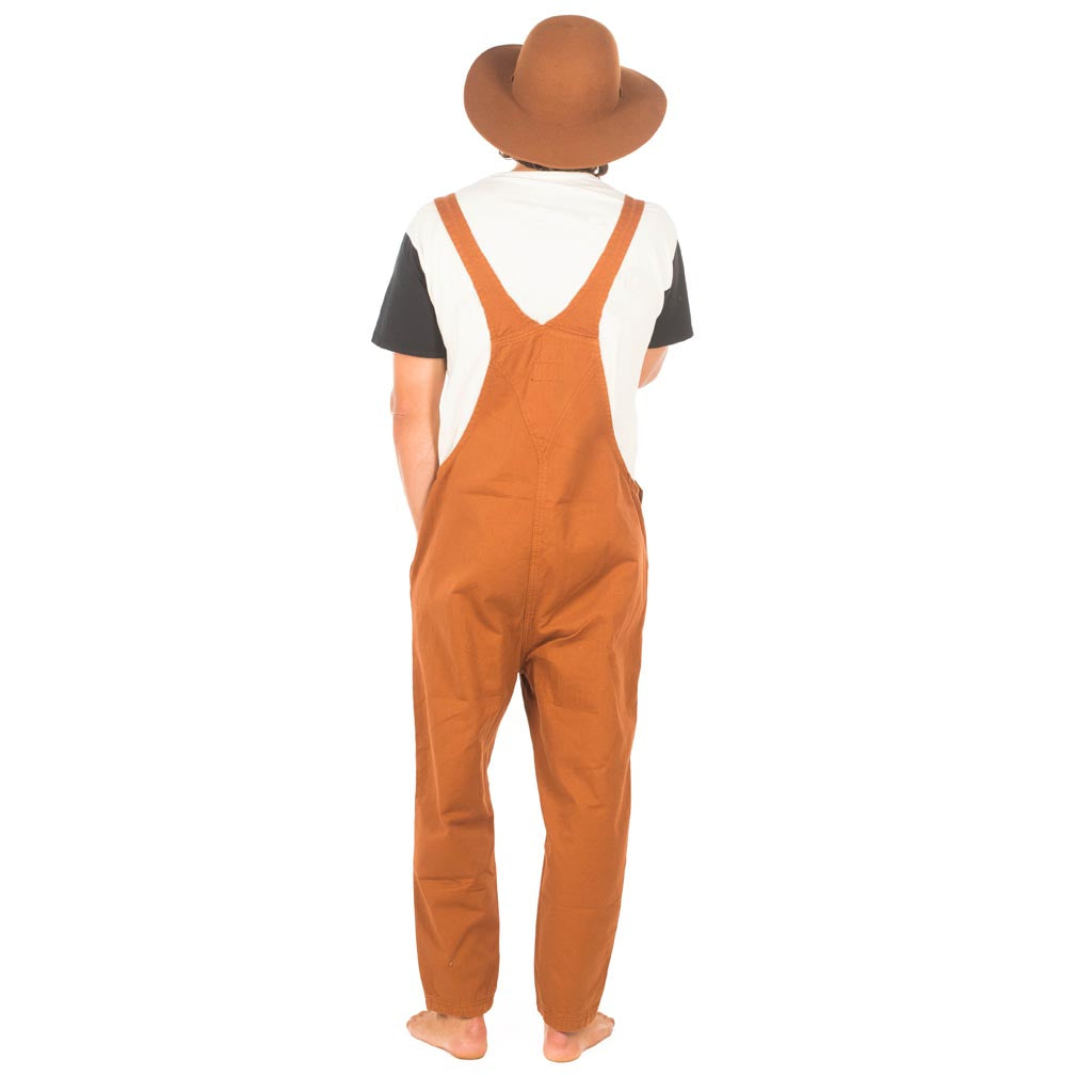 COUNTRY BROWN - SERGE OVERALL