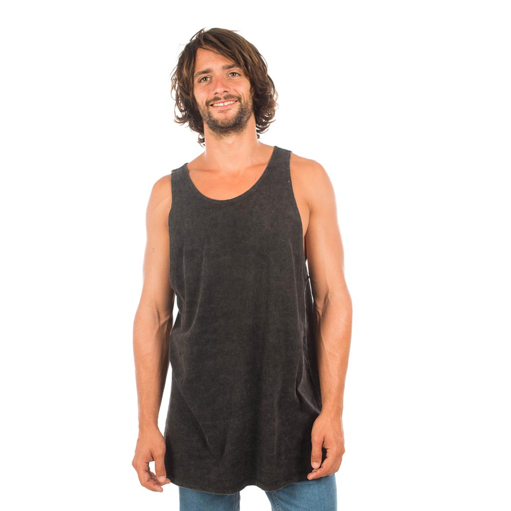 WASHED BLACK TANK