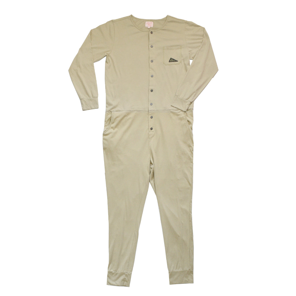 COOPER OVERALL - OLIVE