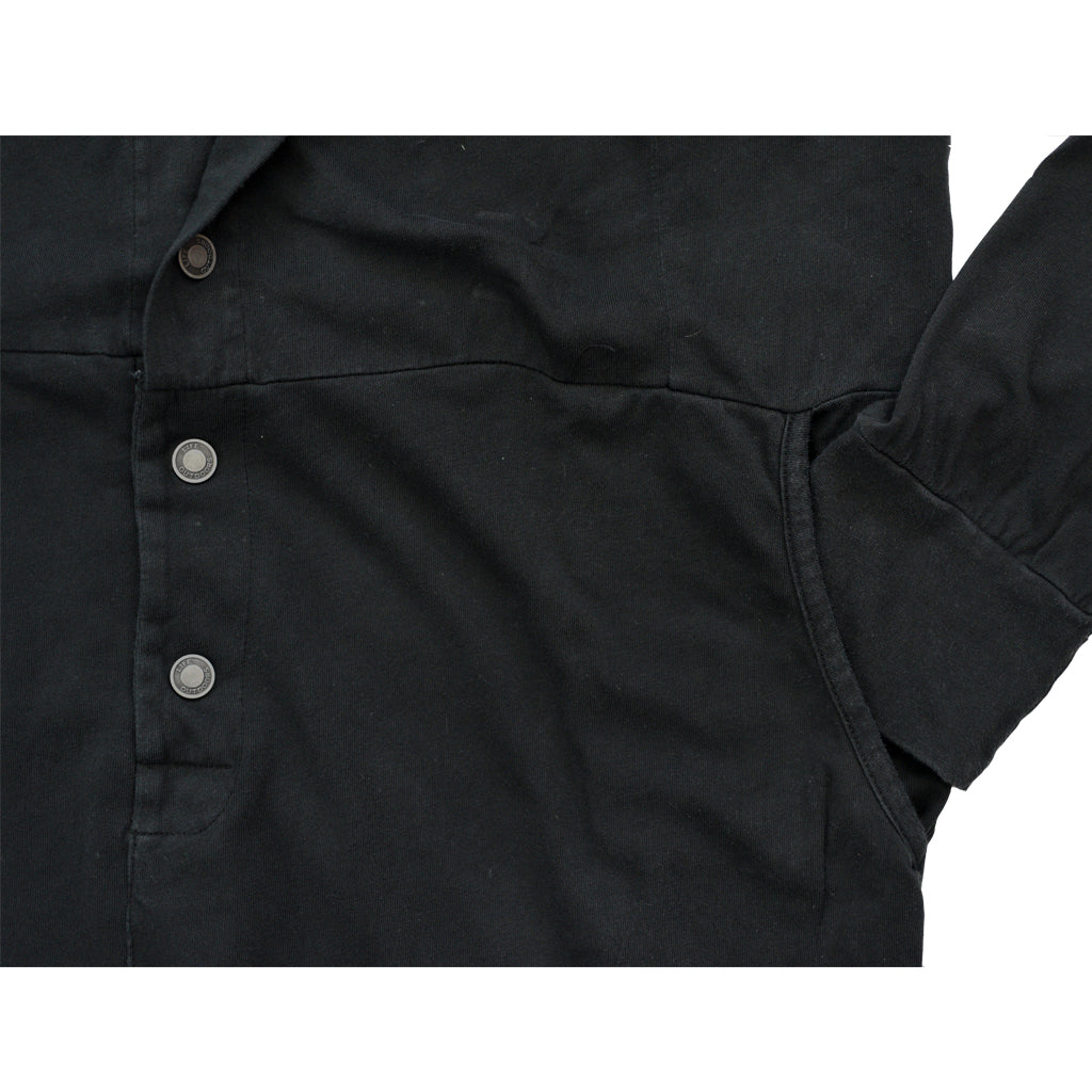 COOPER OVERALL - WASHED BLACK
