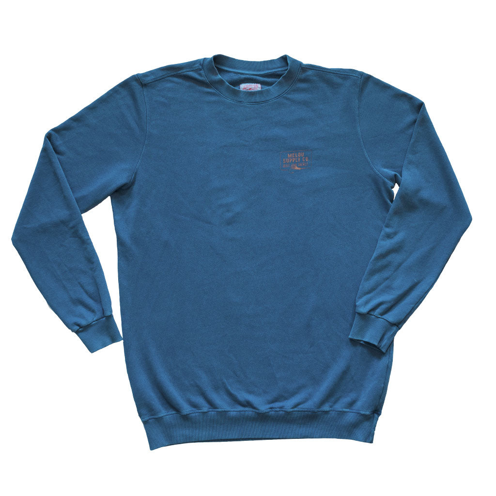 TACKLE SWEAT - MOUNTAIN BLUE