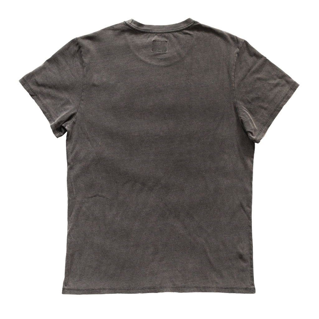 OFIR TEE - WASHED BLACK