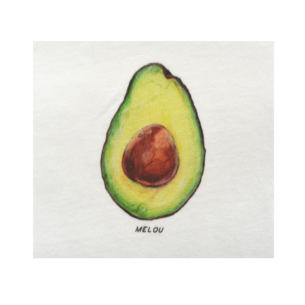 AVOCADO TEE - ECRU