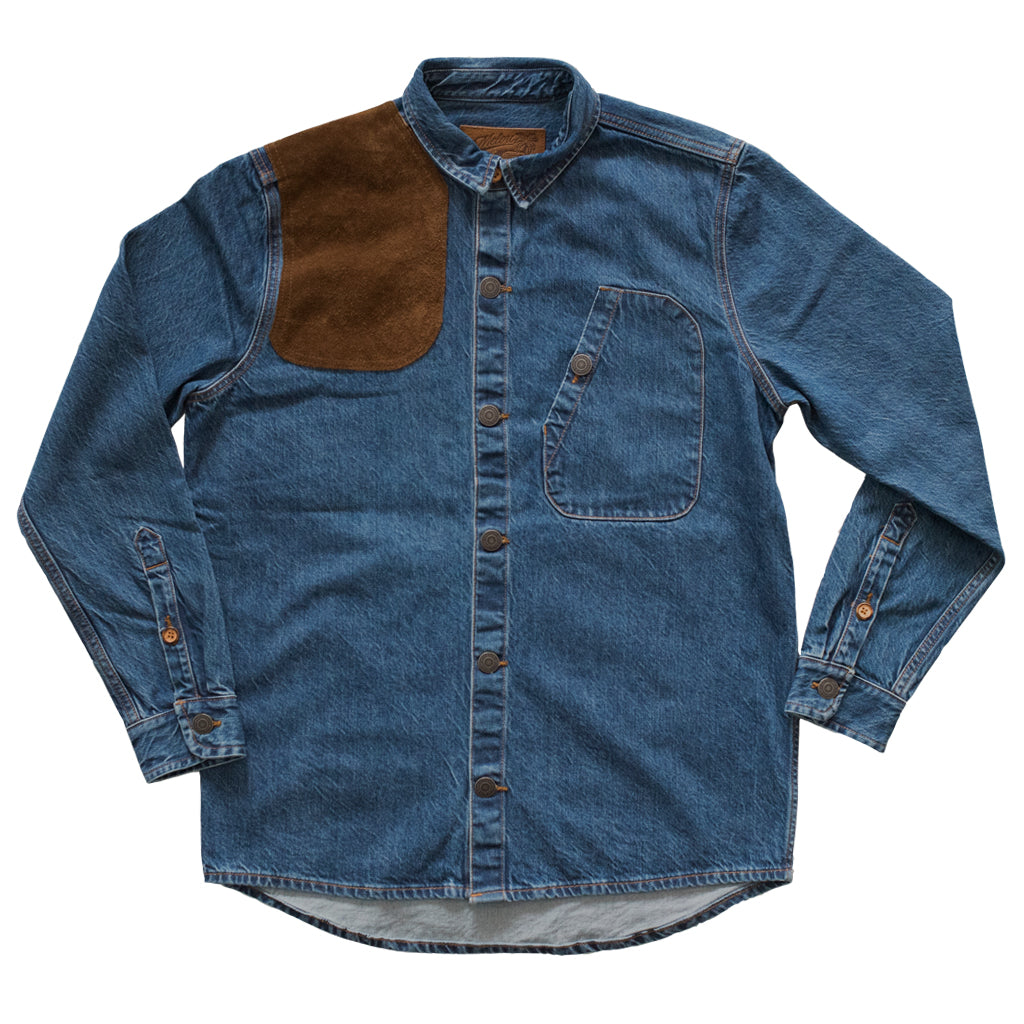 MELOU OVERSHIRT - PAGE
