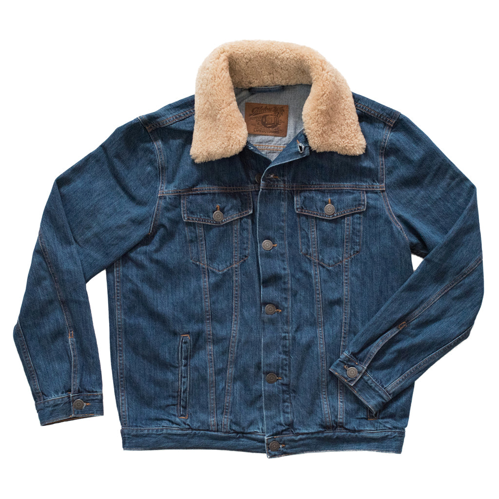 TYPE III - SHEEPSKIN COLLAR