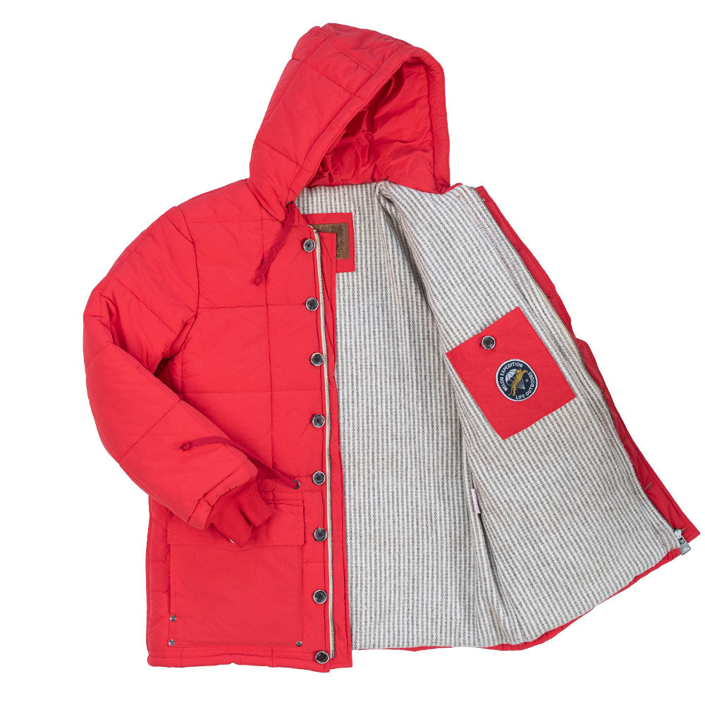 Expedition Jacket - Red