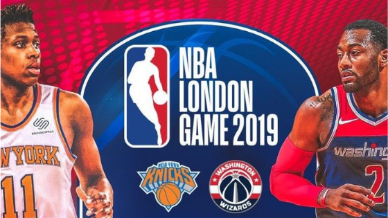 NBA London Games 2019