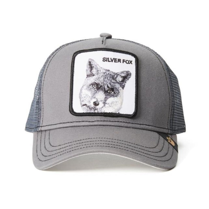 Silver Fox - Trucker Cap - Grey