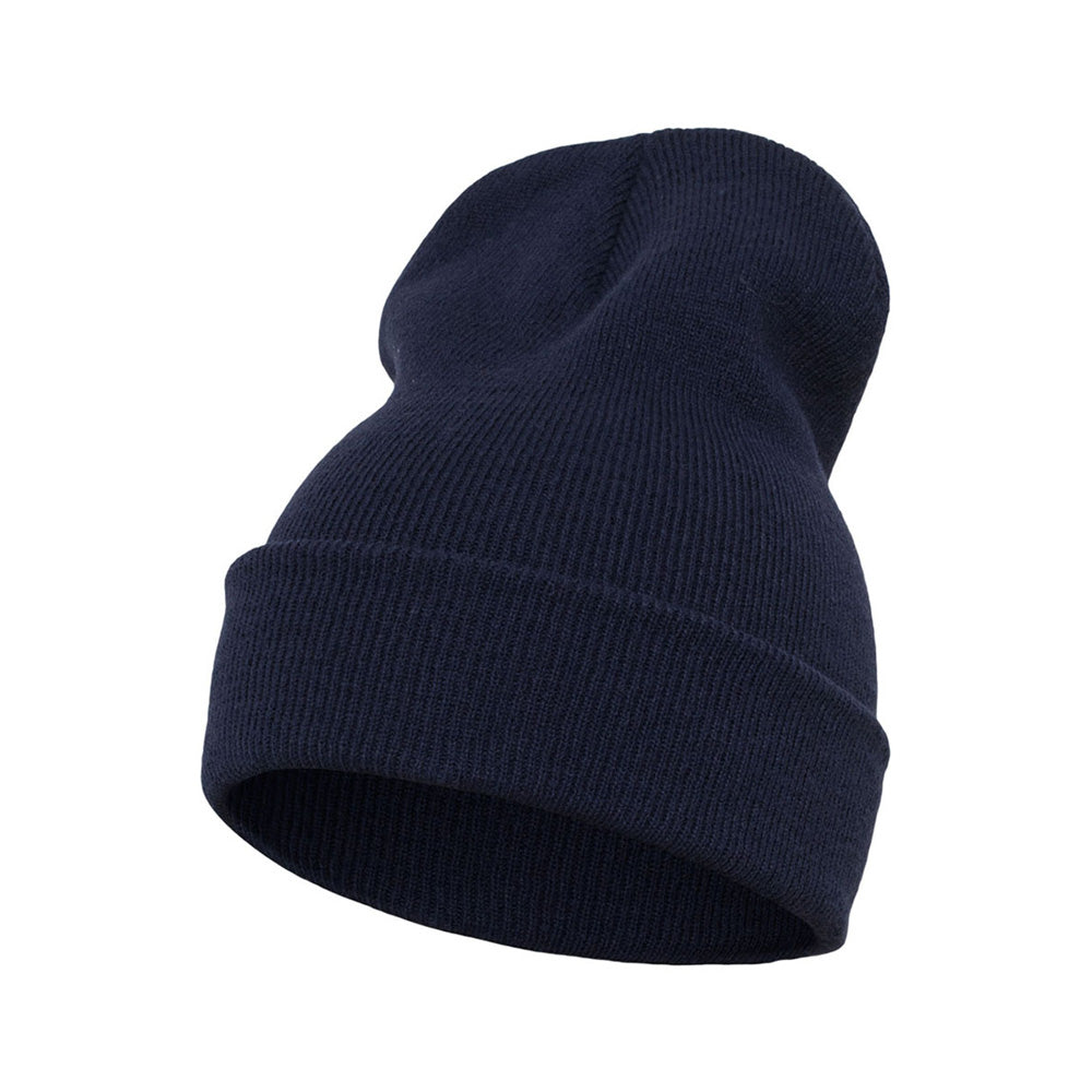 Yupoong - Fold Up Beanie - Navy