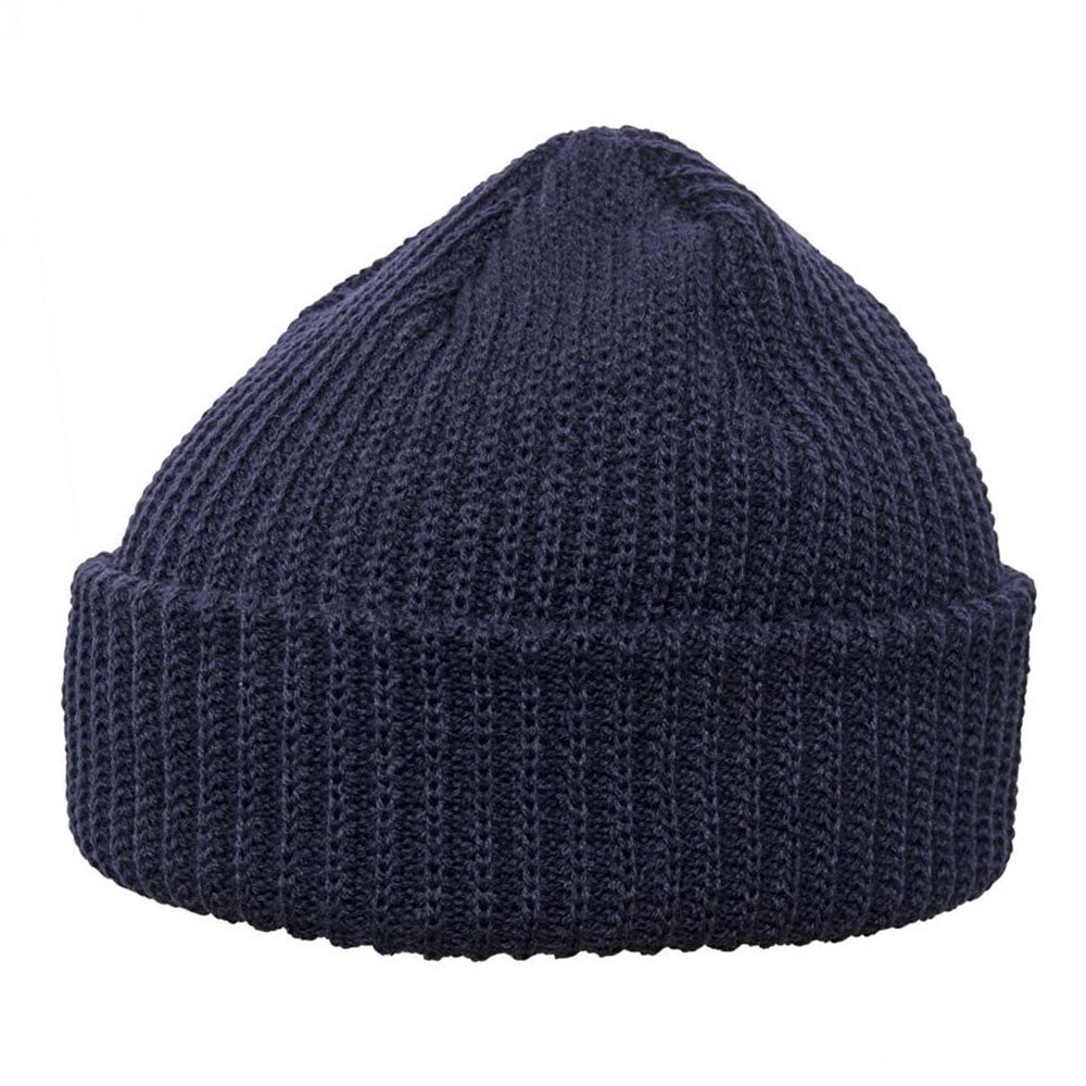 Yupoong - 1502 Fold Up Beanie - Navy