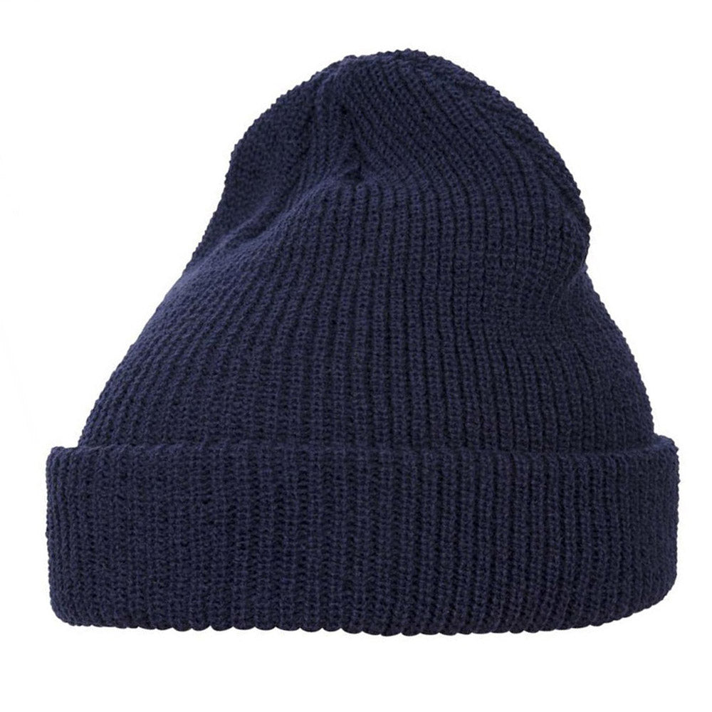 Yupoong - 1545 Fold Up Beanie - Navy