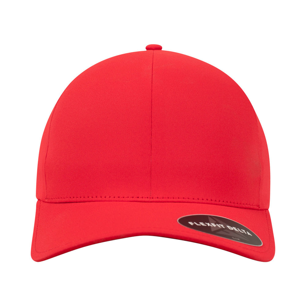 Flexfit - Delta 180 Baseball Cap - Red