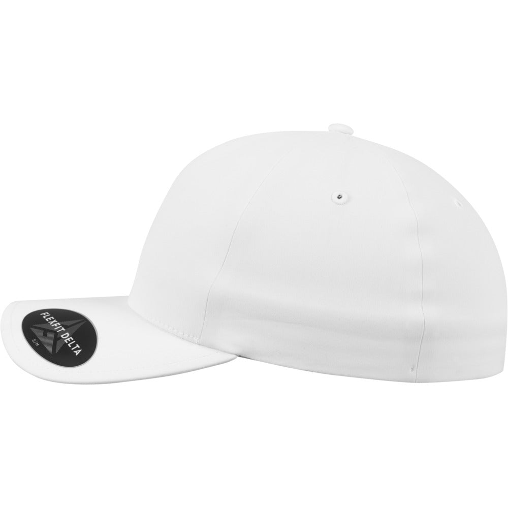 Flexfit - Delta 180 Baseball Cap - White