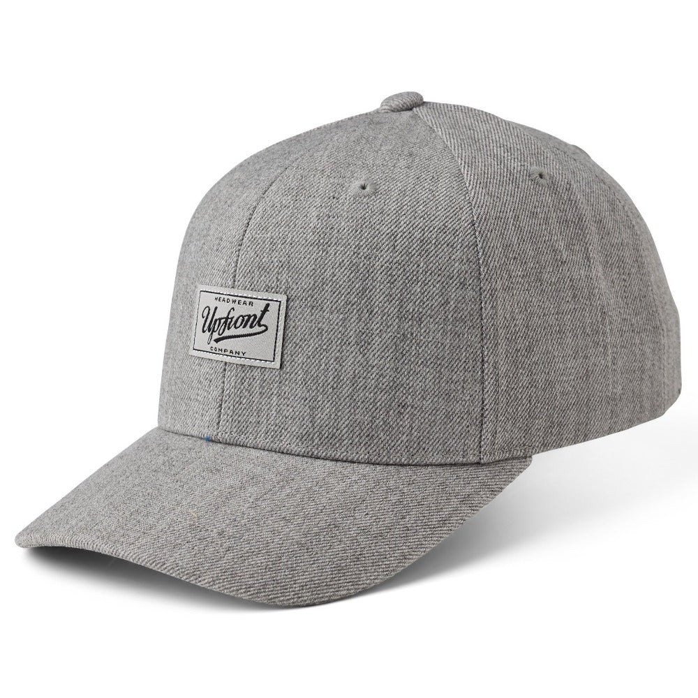 Upfront - Gaston Baseball Cap - H.Grey
