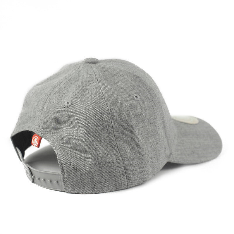Upfront - OFF Spring - Baseball Cap - Light Grey Melange