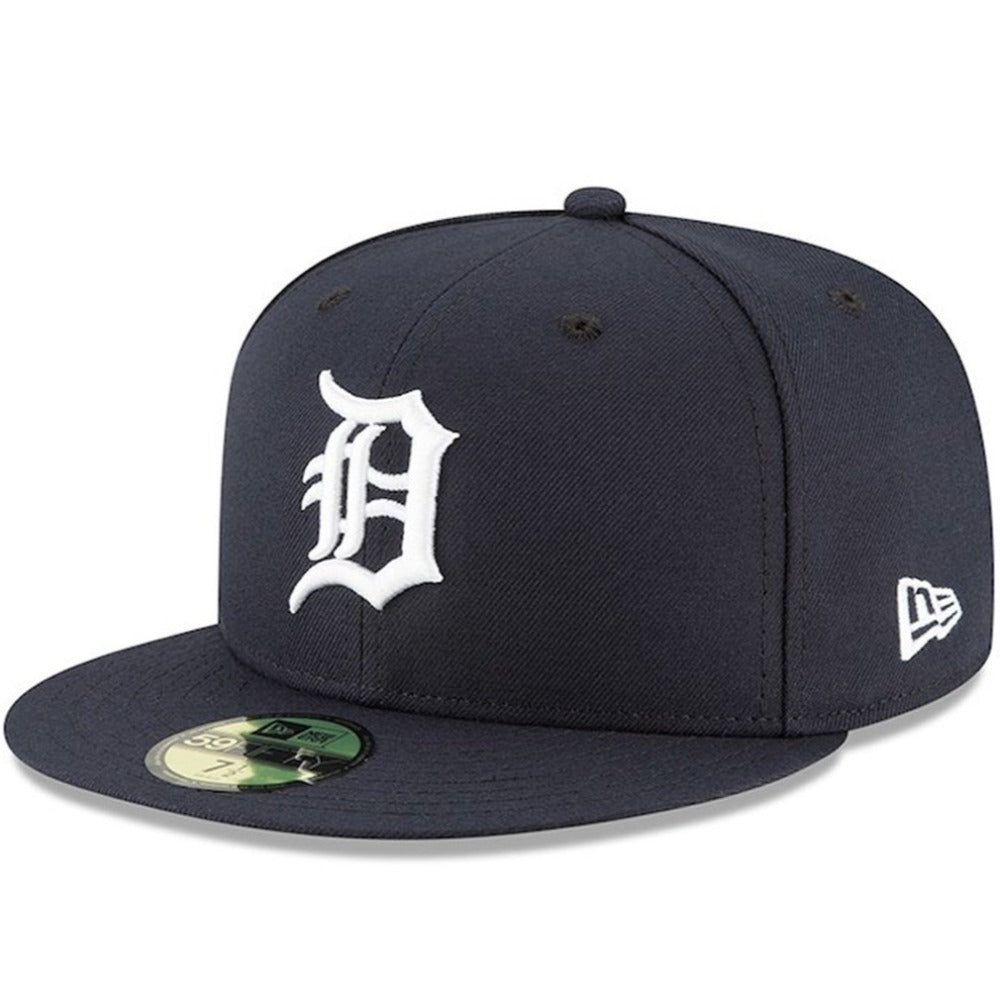 59Fifty - Fitted - On Field Cap - Detroit Tigers - Navy