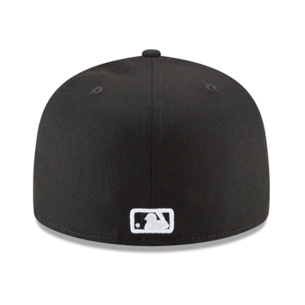 New Era - 59Fifty - Fitted - New York Yankees - Black/White