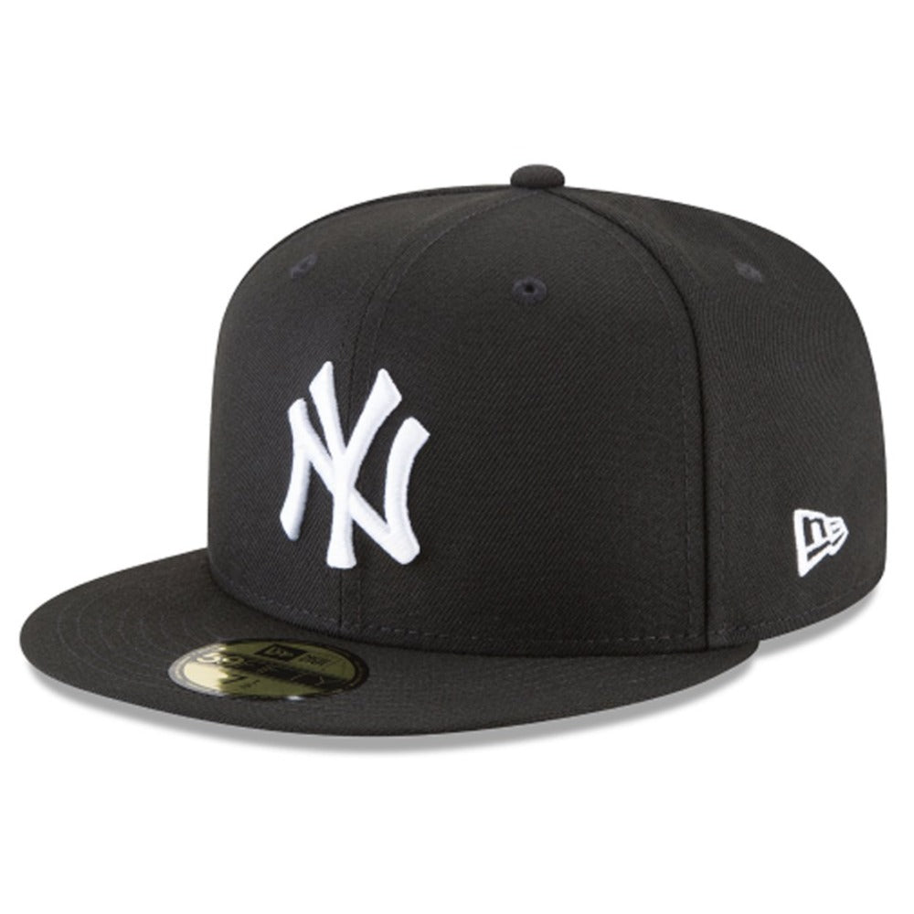 New Era - 59Fifty Fitted - New York Yankees - Black/White