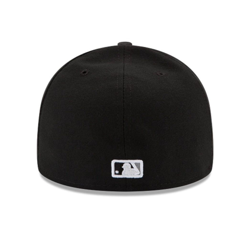 New Era - 59Fifty Fitted - Chicago White Sox - Black