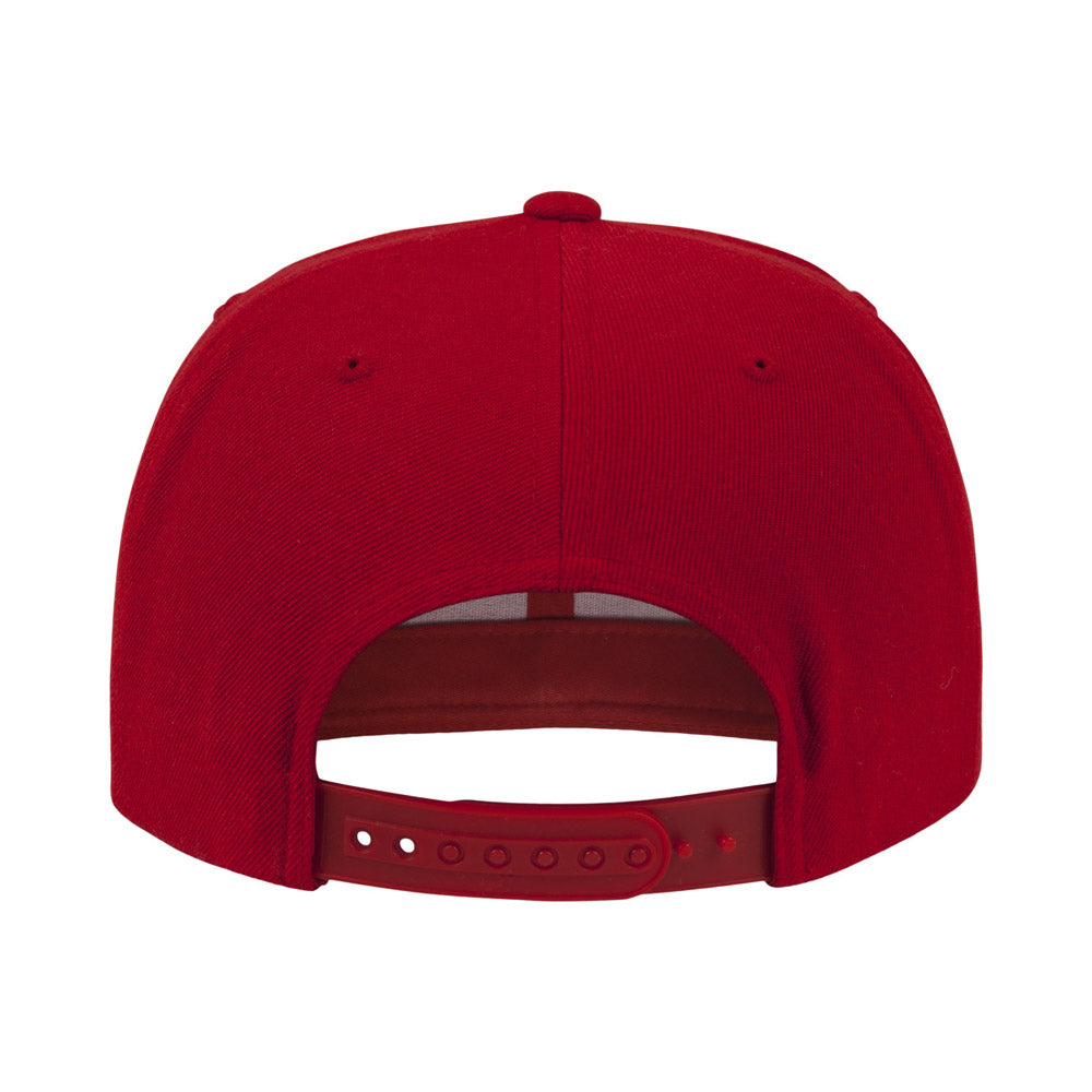 Yupoong - Youth Snapback - Red