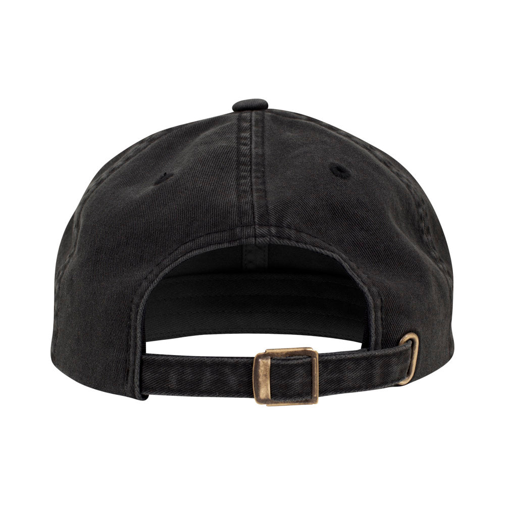 Yupoong - Destroyed Dad Cap - Black