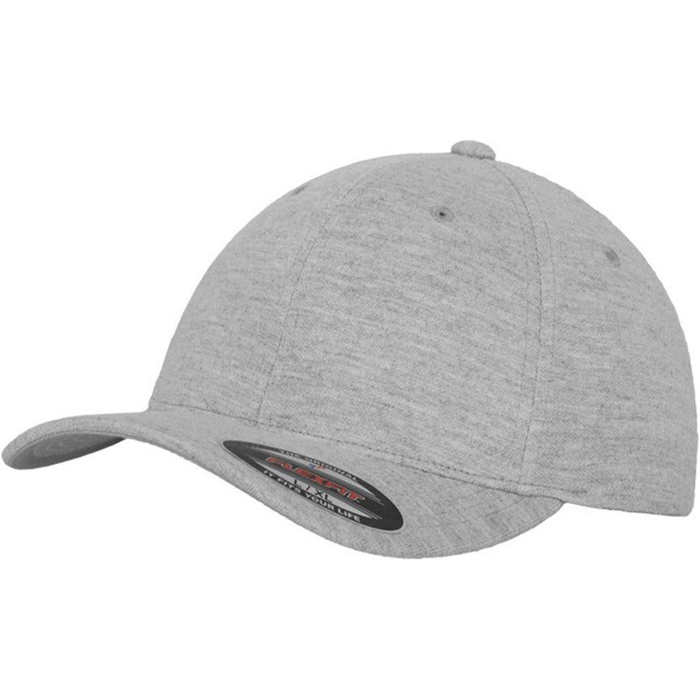 Flexfit - Baseball Cap - Heather Grey