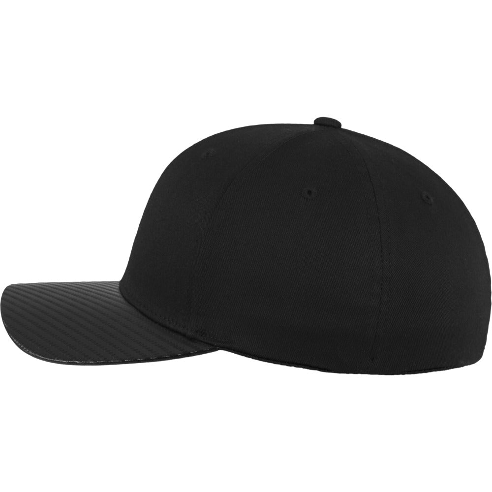 Flexfit - Carbon Baseball Cap - Black