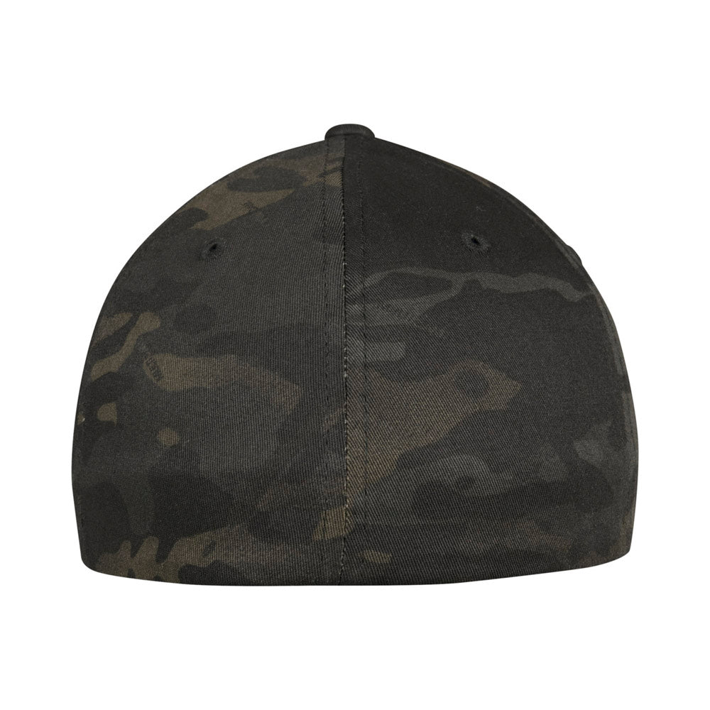 Flexfit - Multicam Baseball Cap - Black