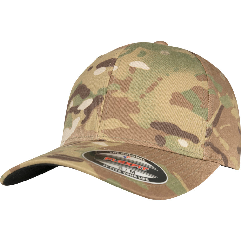 Flexfit - Multicam Baseball Cap - Green