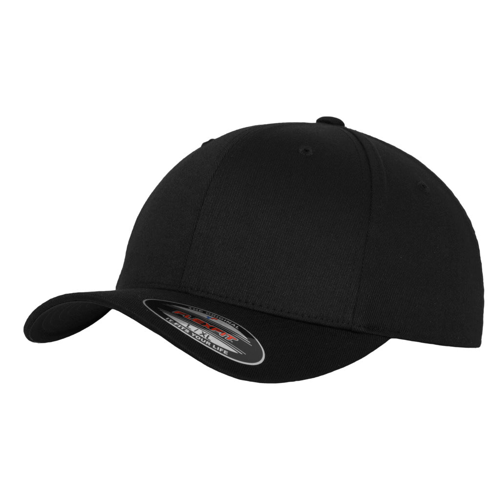 Flexfit - Baseball Cap - Black/Black