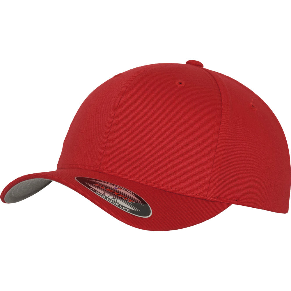 Flexfit - Baseball Cap - Red