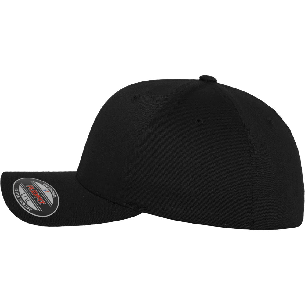 Flexfit - Baseball Cap - Black