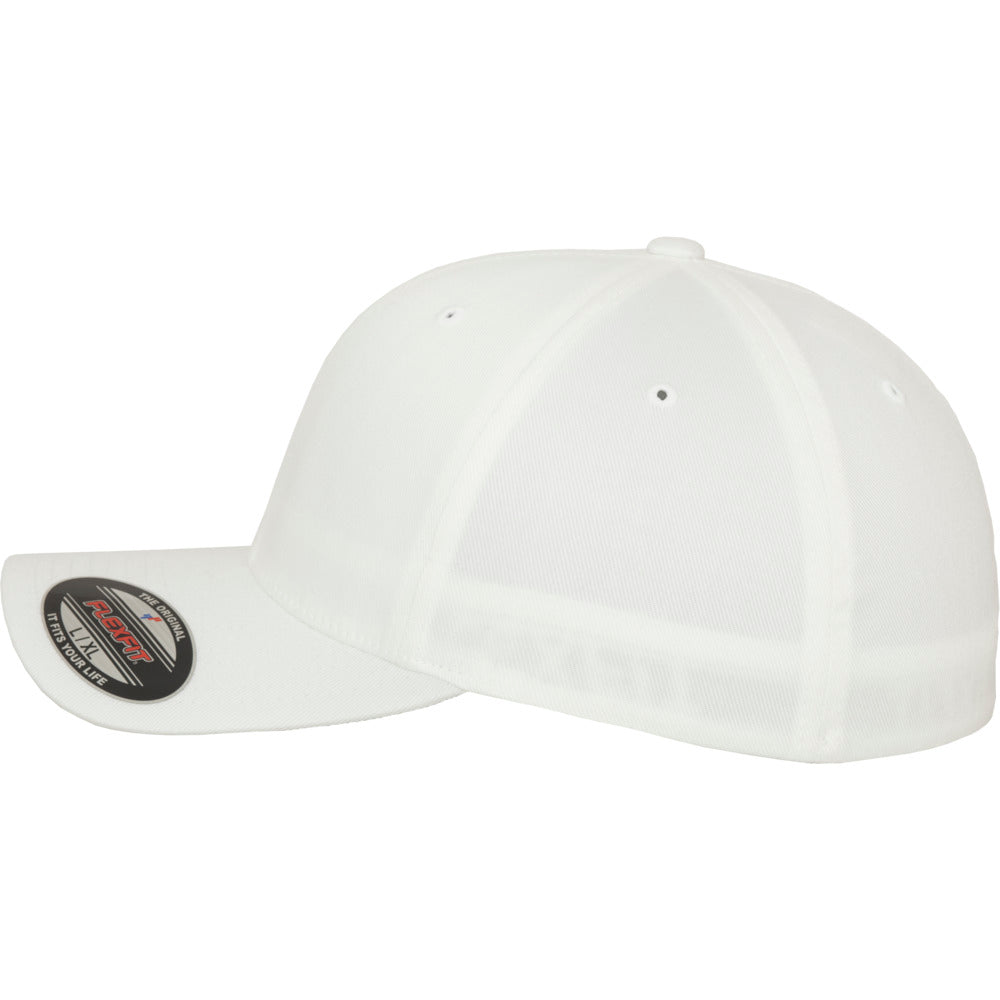 Flexfit - Baseball Cap - White