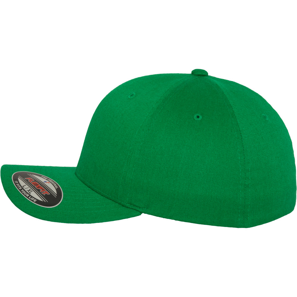 Flexfit - Baseball Cap - Pepper Green