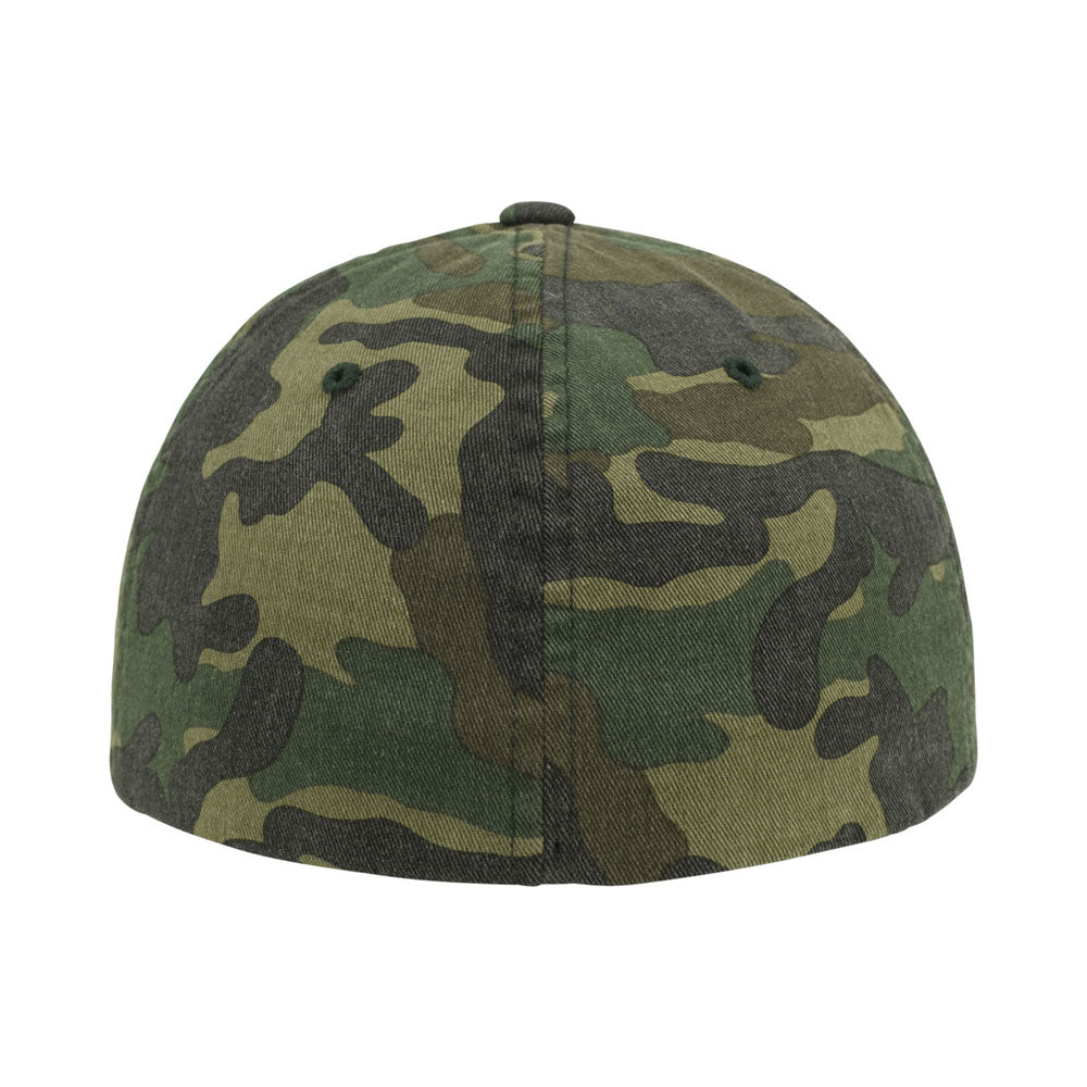 Flexfit - Baseball Cap - Green Camo